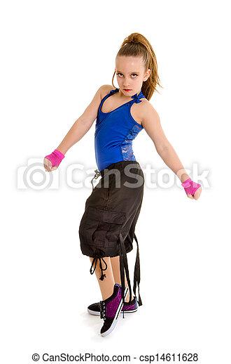 Cool Hip Hop Dance Poses Fierce hiphop dancergirl -