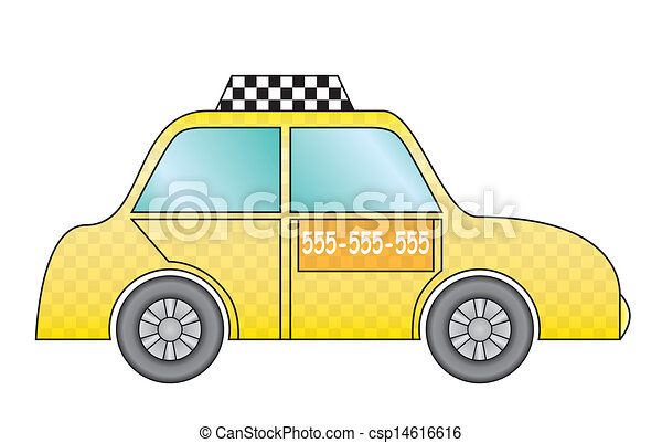 Cab Clipart and Stock Illustrations. 18,511 Cab vector EPS ... |Yellow Taxi Cab Drawing