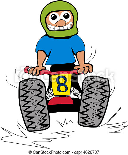Clip Art Vector Of Cartoon Monster Truck Monster Truck