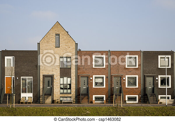Housing development - csp1463082