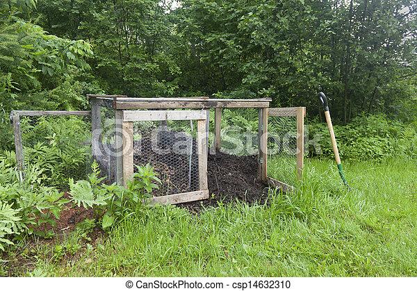 Rural Compost Bin - csp14632310