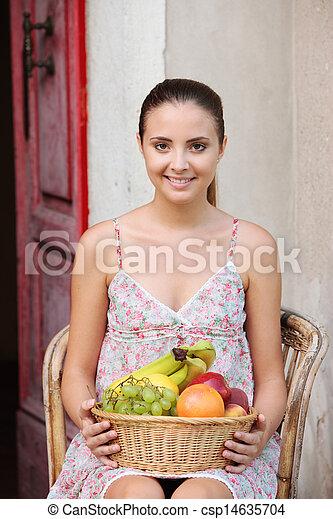 healthy food - csp14635704