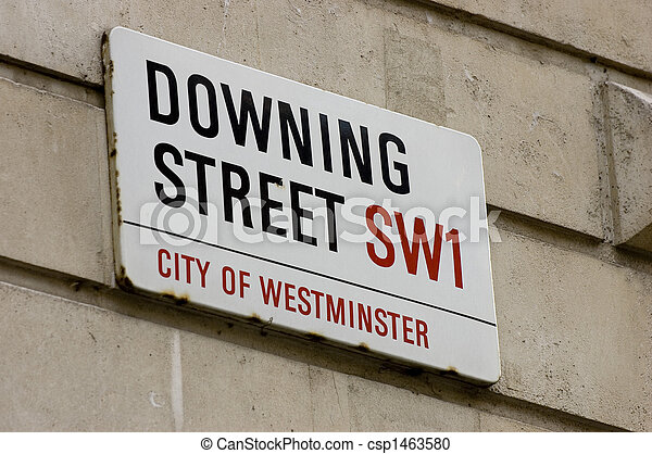 Downing Street - csp1463580