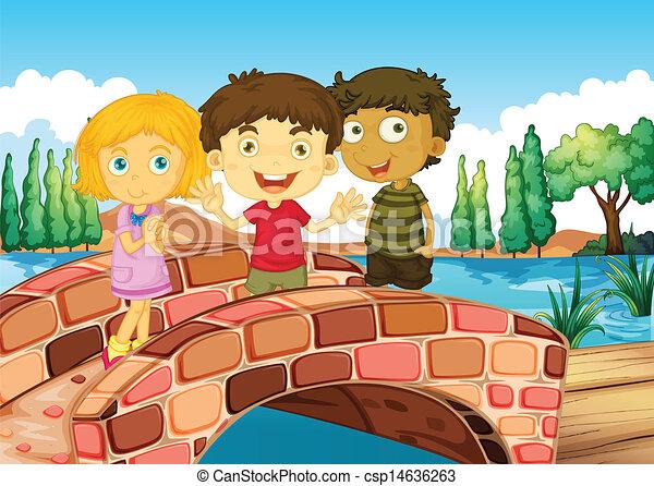 Play Bridge Free Clip Art – Clipart Free Download