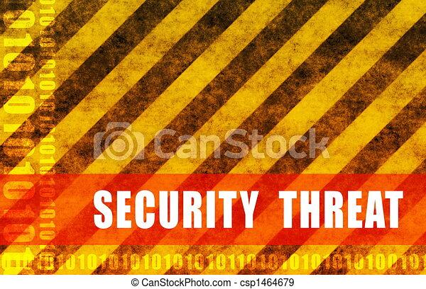 Security Threat - csp1464679