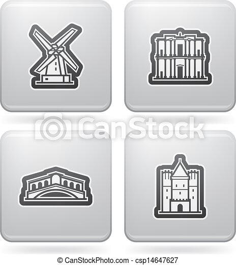 World Landmarks - csp14647627