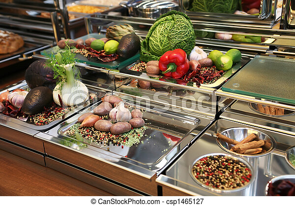 vegetables reception - csp1465127