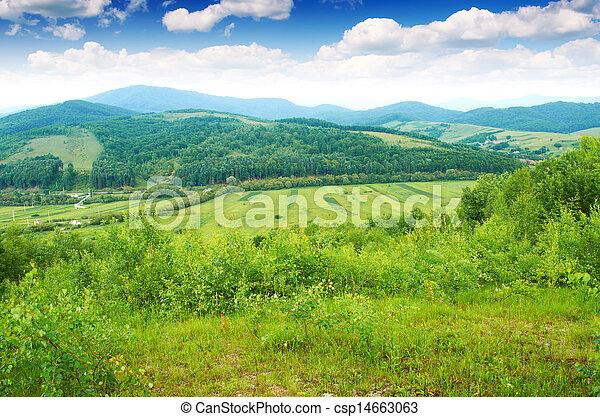 Mountains - csp14663063