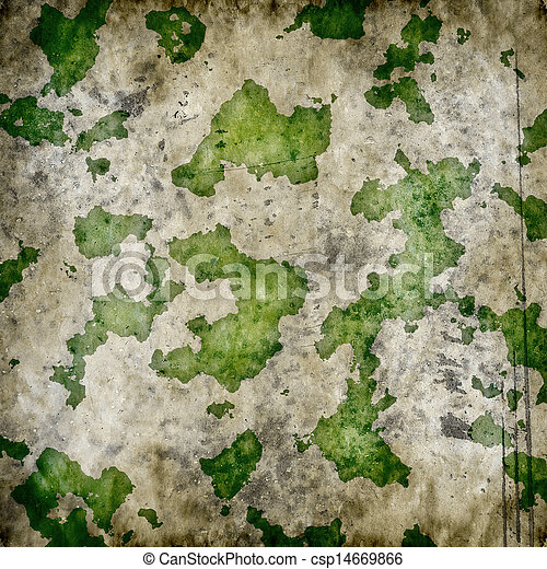 Military Grunge background - csp14669866
