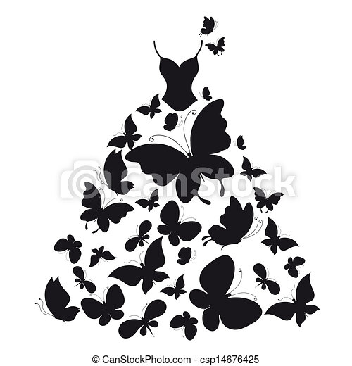 Dress Clip Art and Stock Illustrations. 121,717 Dress EPS ...