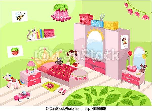Beautiful Bedroom Artwork