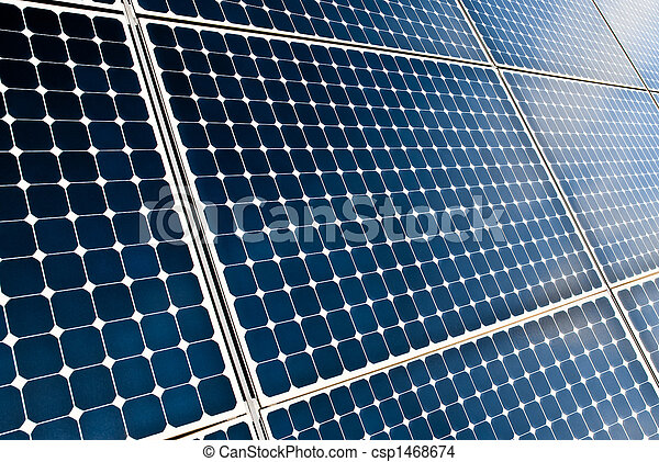 solar panels modules - csp1468674