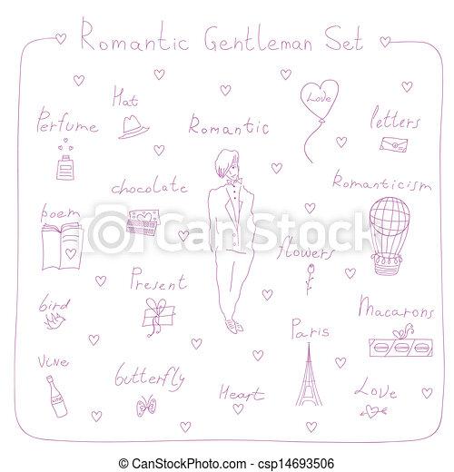 gentleman set - csp14693506