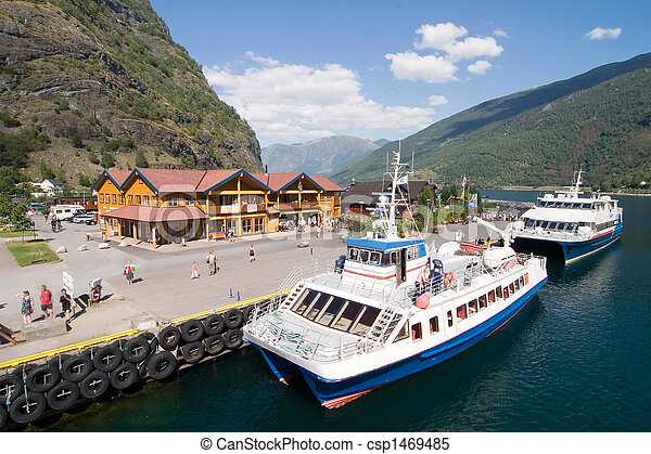 dique Noruega