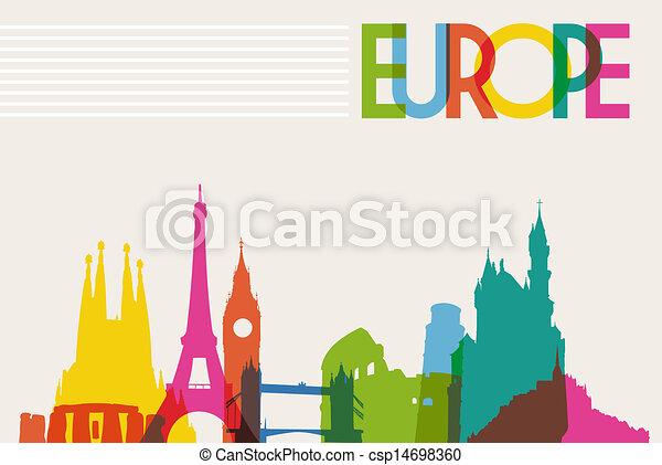 европа клипарт: