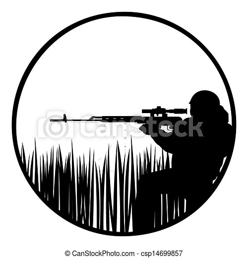 Images: Army Sniper Logo