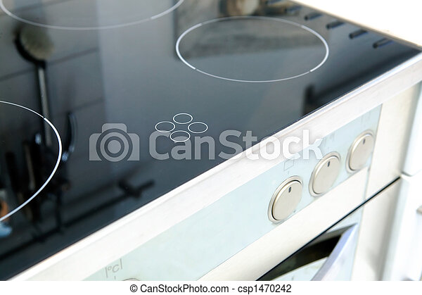 Ceramic Stove Top - csp1470242