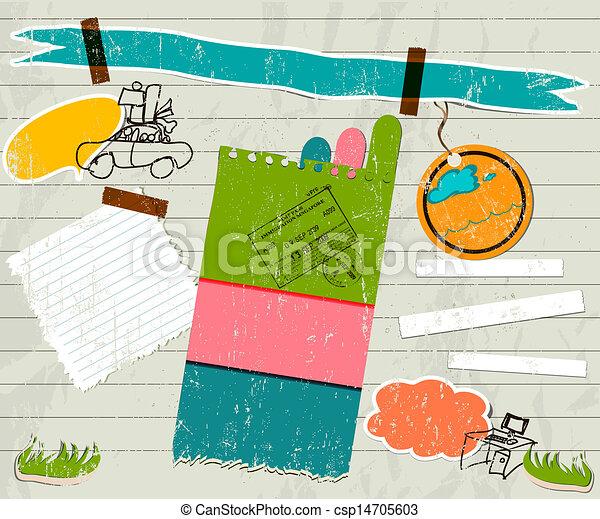 scrapbook details set. - csp14705603