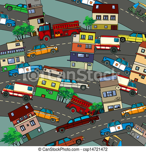 Busy City Clipart Busy City Clipart Busy