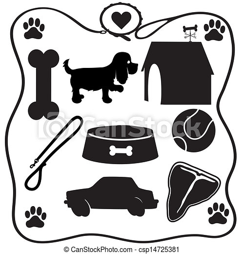 Dog Food Can Clipart