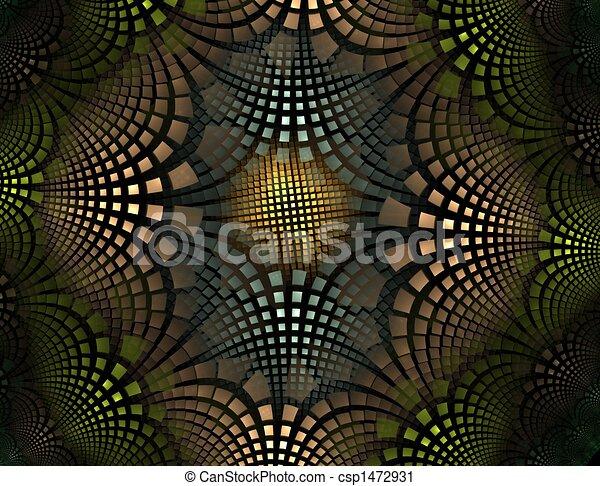 fractured fractal - csp1472931