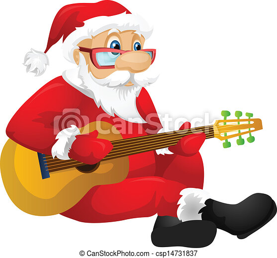 Santa Claus Isolated on Grey... csp14731837 - Search Clip Art ...