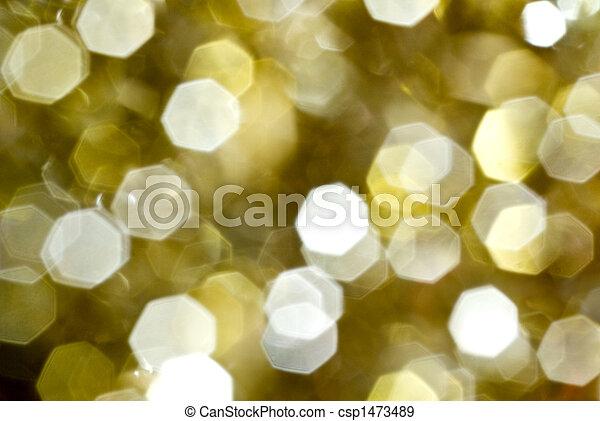 sparkling gold - csp1473489