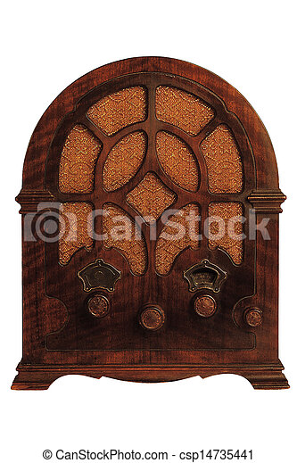 Household Objects, Antique - csp14735441