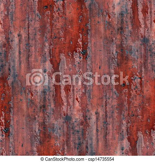 images de acier brun vieux fond mur m tal seamless texture csp14735554 recherchez. Black Bedroom Furniture Sets. Home Design Ideas