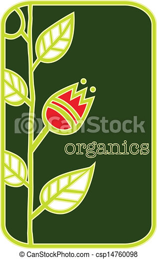 branch with leaves - csp14760098