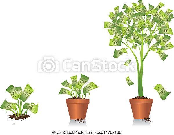 Money Tree 14762168 on Growing Your Family Tree Getting