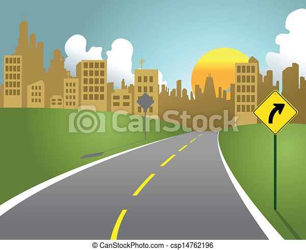City Road - csp14762196