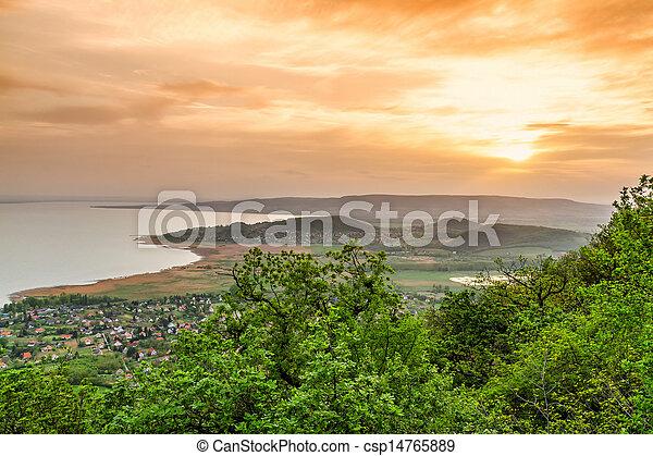 Lake Balaton - csp14765889