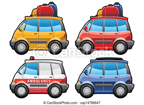 Ambulance Car Drawing Minivan Ambulance Car