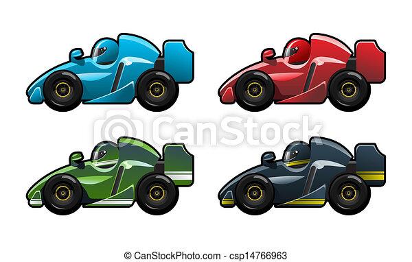 how to make a formula 1 car