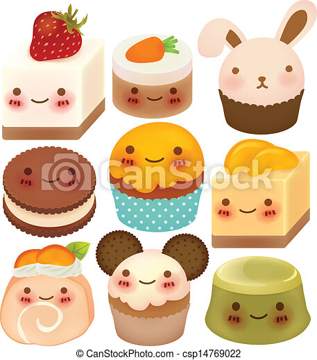 ice cream and cake clip art