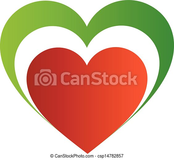 Italian heart - csp14782857