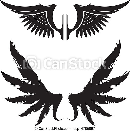 Raven Corvus Corax further 496310821416020305 additionally Miscellaneous together with Black Raven Wings Childrens Costume together with Elegant Stipple Art Logos. on raven wingspan