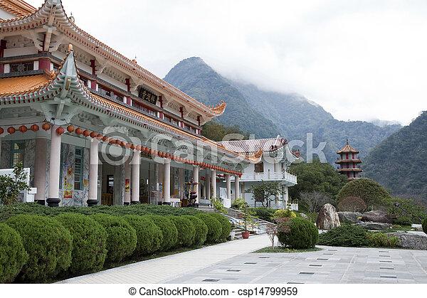 Xiangde / Jiuhuashan Temple, Taiwan