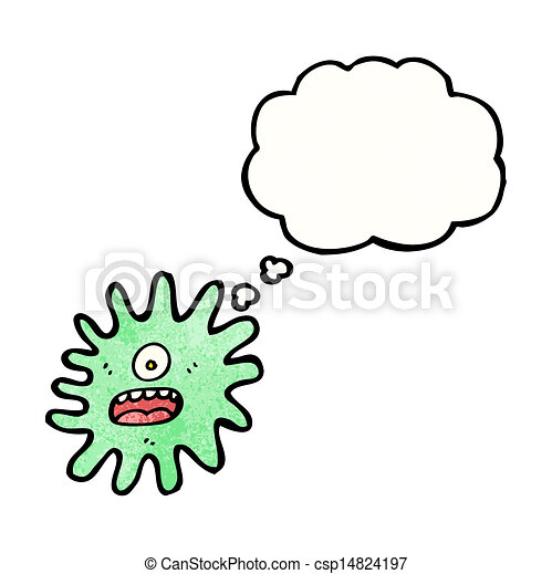 germ - stock illustration, royalty free illustrations, stock clip art ...