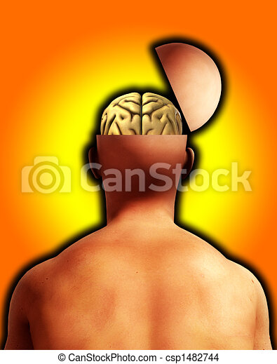 Open Minded Head 10