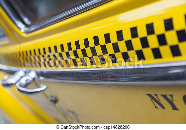 New York City Taxi - csp14828200