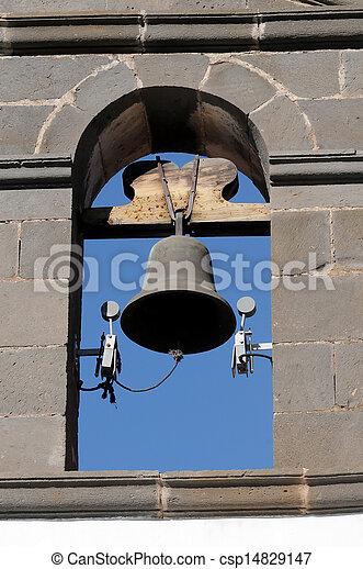 Church Bell - csp14829147