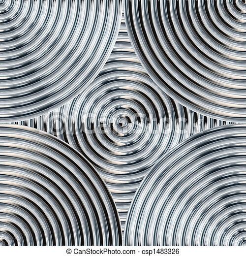 Shiny Metal Pattern - csp1483326