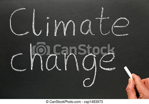Climate change. - csp1483973