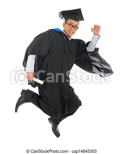 Stock Photography Of Asian University Student In