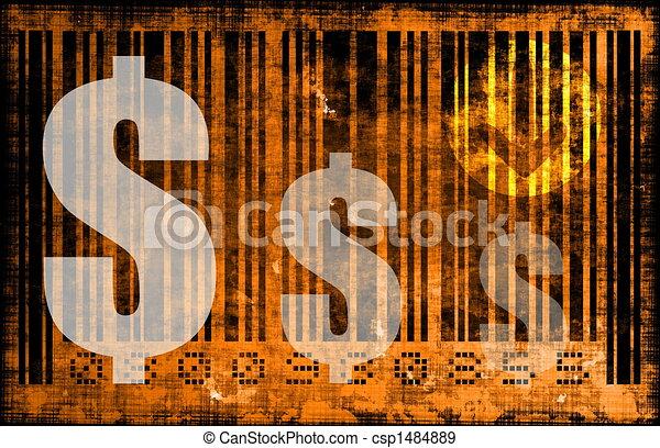 Reduced Consumer Spending - csp1484889