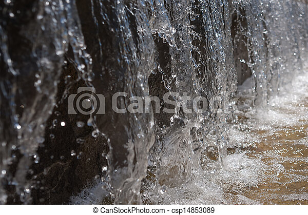 Waterfall macro - csp14853089