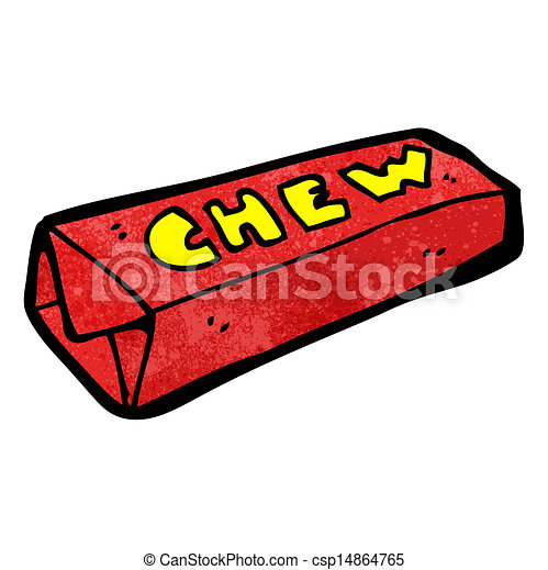 Candy Cartoon Drawings Vector Cartoon Candy Chew
