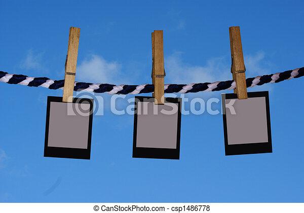 Clothesline frames - csp1486778